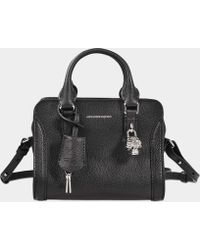 Alexander McQueen - Mini Padlock Bag - Lyst