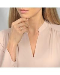 Ginette NY - Gold Tv Ring - Lyst