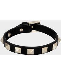 Valentino - Bracelet rockstud - Lyst