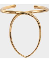 Charlotte Chesnais - Bond Armband aus gelbem 18K Vermeil - Lyst