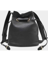 Lancel - Huit Small Bucket Bag - Lyst