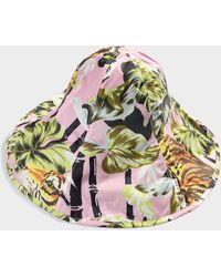 KENZO - Hat In Multicolor Nylon - Lyst