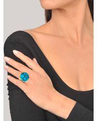 Joanna Laura Constantine - Large Monochrome Ring - Lyst
