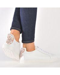 Sophia Webster - Bibi Low Top Sneakers - Lyst