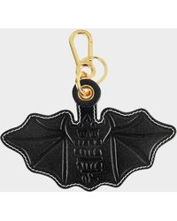 Loewe - Leather Bat Charm - Lyst