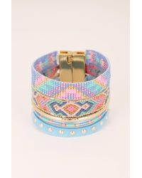 Hipanema - Norma-twin Friendship Bracelet - Lyst