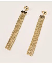Pieces - Earrings - Lyst