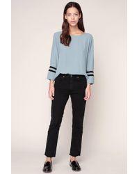 Acquaverde - 7/8-length Jeans - Lyst