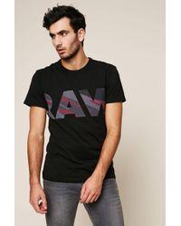 G-Star RAW - T-shirt - Lyst