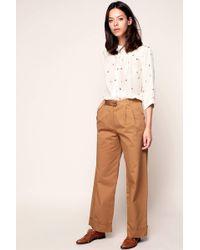 Sessun - Wide-legged Trousers - Lyst