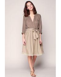 Swildens - Mid-length Skirt - Lyst