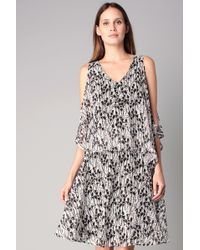 Sinequanone - Printed Dress - Lyst