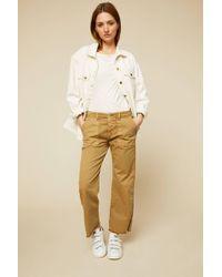 Acquaverde - Wide-legged Trousers - Lyst