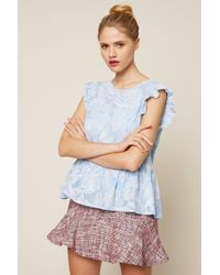 Suncoo | Embroidered Tunics | Lyst