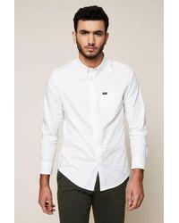 Lee Jeans - Long Sve Shirt - Lyst