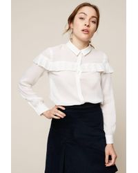 MAX&Co. - Oversized Blouses - Lyst