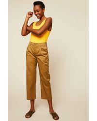 Numph - 7/8-length Trouser - Lyst