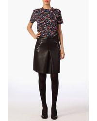 American Retro - Mini Skirt - Lyst