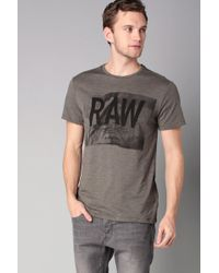 G-Star RAW - T-shirt - Lyst