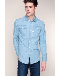 G-Star RAW | Long Sleeve Shirt | Lyst