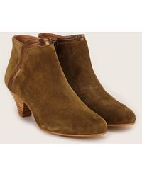 Sessun - Bootee And Ankle Boot - Lyst