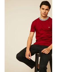 Lacoste - T-shirt - Lyst