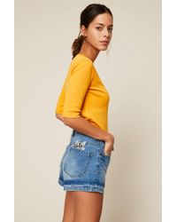 Paul & Joe - High-waisted Short - Lyst