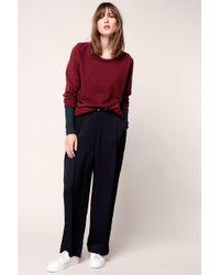 American Vintage - Wide-legged Trousers - Lyst