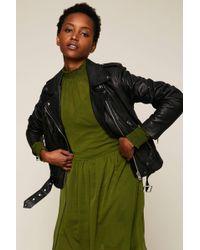 DIESEL | Leather Jackets | Lyst