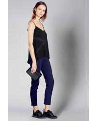 Zapa - 7/8-length Trouser - Lyst
