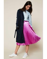 Vero Moda - Pleated Skirt - Lyst