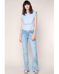 Maison Scotch | Flared Jeans | Lyst