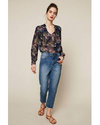 Suncoo - Mommy Jeans - Lyst