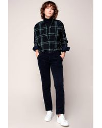Acquaverde - Straight-cut Trousers - Lyst