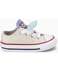 Converse - Girl Shoes & Slippers - Lyst