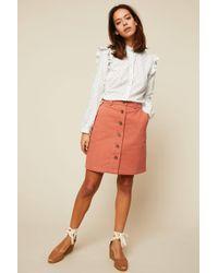Prism - Mini Skirt - Lyst