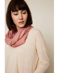 Pieces - Cheche Scarve - Lyst