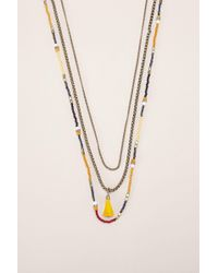 IKKS - Necklace / Longcollar - Lyst