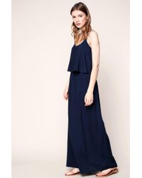 Vero Moda - Maxi Dress - Lyst