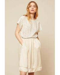 Bellerose - Mini Skirt - Lyst