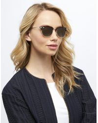 Monsoon | Riley Retro Preppy Sunglasses | Lyst