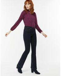 Monsoon - Mavie Short Length Jeans - Lyst