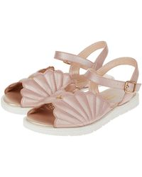 7ce5fb5af5b3 Kate Spade Women's Shellie Glitter Pool Slide Sandals - Lyst