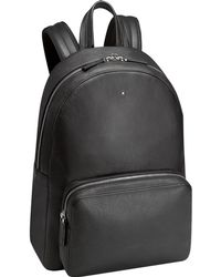 Montblanc - Mst Soft Grain Leather Backpack - Lyst