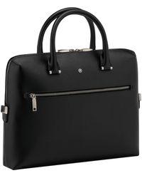 Montblanc - 4810 Westside Slim Document Case Business Bag Black - Lyst