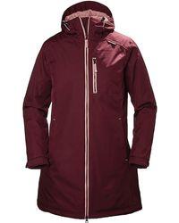 Helly Hansen - Long Belfast Winter Jacket - Lyst