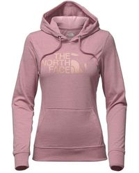 The North Face - Lightweight Tri-blend Pullover Hoodie - Lyst