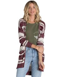 Billabong - Stripes Over You Sweater - Lyst