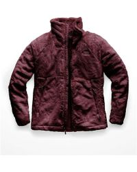 The North Face - Osito Sport Hybrid Full Zip Jacket - Lyst
