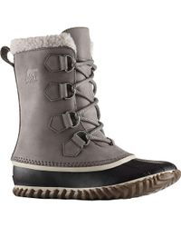 Sorel - Caribou Slim Snow Boot - Lyst